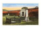 Ft. Moultry, Osceola's Grave, Charleston, South Carolina Posters