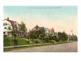 North Yakima Avenue, Tacoma, Washington Posters