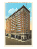 National Bank, Huntington, West Virginia Print