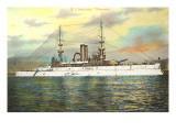 US Battleship Wisconsin Posters