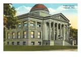 Public Library, Oshkosh, Wisconsin Posters