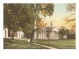 Washington and Lee University, Lexington, Virginia Poster