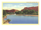 Colorado River near Moab, Utah Posters