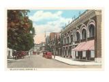 Bellevue Avenue, Newport, Rhode Island Prints