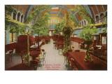Interior, Schlitz Garden, Milwaukee, Wisconsin Posters