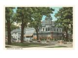 Stein's Shop, Oshkosh, Wisconsin Poster