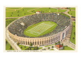Pitt Stadium, Pittsburgh, Pennsylvania Prints