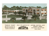Autopia Motel, Arizona Prints