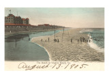 Shore, Virginia Beach, Virginia Poster