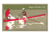 Happy Valentine's Day, Rower and Belle Art