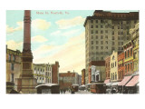 Main Street, Norfolk, Virginia Prints