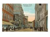 Westminster Street, Providence, Rhode Island Art