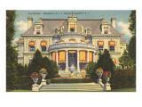 Astor Residence, Newport, Rhode Island Posters