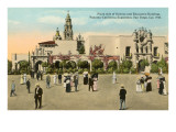 Balboa Park, Panama California Exposition, San Diego, California Posters