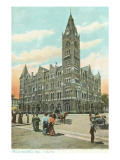 City Hall, Richmond, Virginia Prints