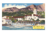 Mar Monte Hotel, Santa Barbara, California Posters