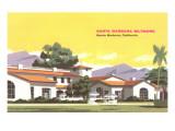Biltmore Hotel, Santa Barbara, California Prints