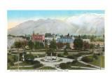 City Park, Downtown Ogden, Utah Art