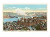 Heinz Plant, Pittsburgh, Pennsylvania Print