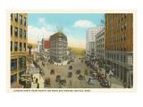 Downtown Seattle, Washington Prints