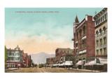 Washington Avenue, Ogden, Utah Posters