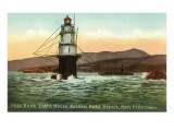 Mile Rock Lighthouse, San Francisco, California Kunst