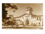 Courthouse, Santa Barbara, California, Photo Posters