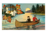 Every Good Wish, Canoers Prints