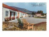 Lazy J Motel Posters
