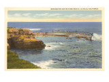 Cove, La Jolla California Prints