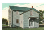 Quaker Meeting House, Arnold's Mills, Rhode Island Posters