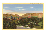 Overview of Ogden, Utah Art