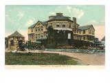 Greene's Inn, Narragansett Pier, Rhode Island Prints
