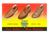 Racine Men&#39;s Shoes Posters