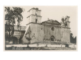 Santa Barbara Mission, California Prints