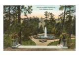 Natatorium Park, Spokane, Washington Poster