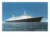Queen Elizabeth II, Ocean Liner Prints