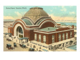 Union Depot, Tacoma, Washington Art