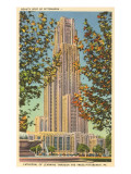 Cathedral of Learning, Pittsburgh, Pennsylvania Prints