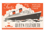 Facts about the Queen Elizabeth Posters