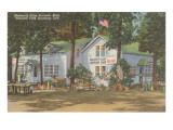 Mammoth Cave Souvenir Shop Poster