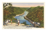 New River Canyon, West Virginia Posters