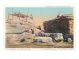 Pueblo Village, 1915 Exposition, San Diego, California Prints