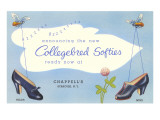 Collegebred Softies Women's Shoes Prints