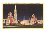 Buildings from World's Fair, San Francisco, California Art