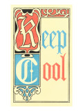 Keep Cool Posters