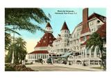 Hotel del Coronado, San Diego, California Prints