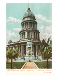 City Hall, San Francisco, California Poster