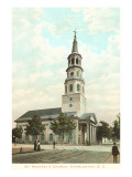 St. Michael's Church, Charleston, South Carolina Posters