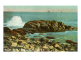 Indian Rock, Narragansett Pier, Rhode Island Art